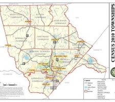 Maps | County of Moore NC